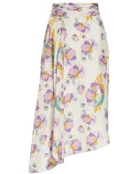 Isabel Marant Javenia Skirt - Yellow