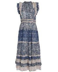 Ulla Johnson Kiri Dress - Blue