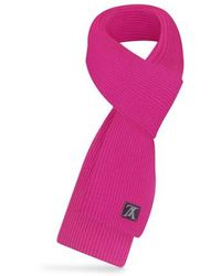 Louis Vuitton Lv Upside Down Fluo Scarf - Pink
