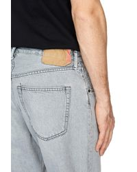 Acne Studios Jeans 2003 Stone Grey - Grau