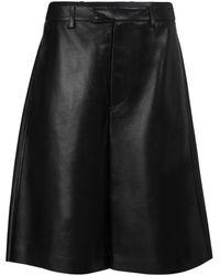 Bottega Veneta Shorts - Black