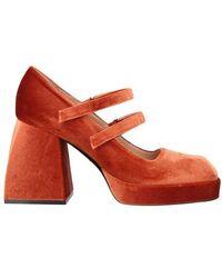 NODALETO Bulla Babies Heels - Red