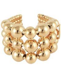 Gas Bijoux Multiperla Ring - Metallic