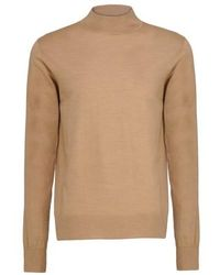 Dries Van Noten Tallis Sweater - Natural