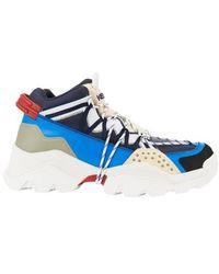 KENZO Sneakers Inka - Bleu