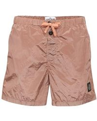 Stone Island Swim Shorts - Multicolour