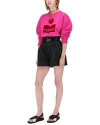 Étoile Isabel Marant Mobyli Sweatshirt - Pink