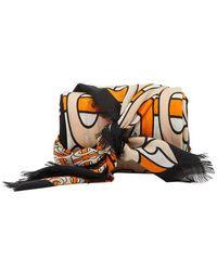 Burberry Cashmere scarf - Orange