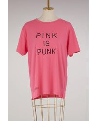 Valentino - Punk Oversized T-shirt - Lyst