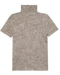 IRO Wakec T Shirt - Gray