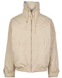 Isabel Marant Toam Jacket - Natural