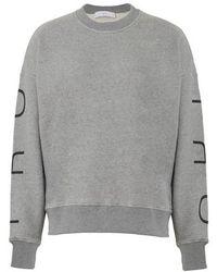 IRO Sweatshirt Jilly - Gris