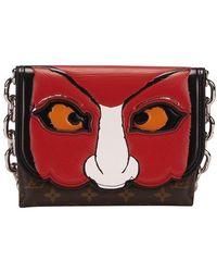 Louis Vuitton Pochette Kabuki - Red