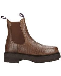 Eytys Ortega Ankle Boots - Brown