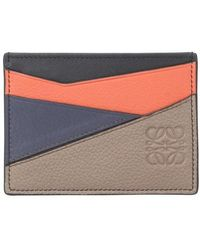 Loewe Puzzle Card Holder - Multicolour