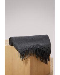 A.P.C. - Wool Polska Scarf - Lyst