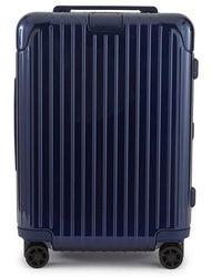 Rimowa Baggage Essential Cabin - Bleu