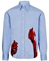Thebe Magugu - Womandla Shirt - Lyst