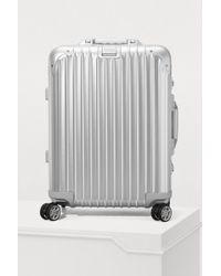 Rimowa Topas Cabin Multiwheel Luggage - 32l