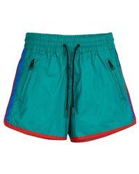 KENZO Elasticated Shorts - Green
