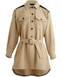 See By Chloé City Coat - Brown
