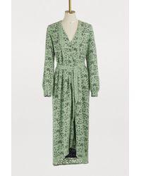 Roseanna Century Cotton Dress - Green