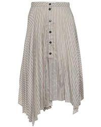 Acne Studios Skirt - Grey