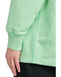 Acne Studios Oversize Sweatshirt - Green