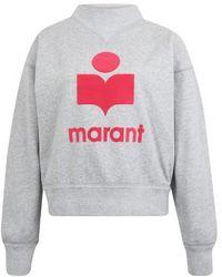 Étoile Isabel Marant Moby Sweatshirt - Gray