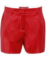 Sies Marjan Sienna Shorts - Red