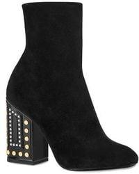 Louis Vuitton Century Ankle Boot - Black