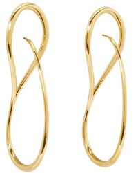 Charlotte Chesnais Needle Earrings - Metallic