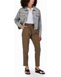Closed Esu Cloth Trousers - Multicolour