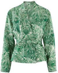 Roseanna Short Jacket - Green