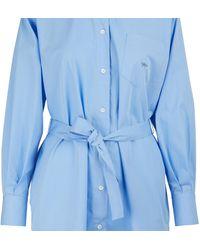 Maison Kitsuné Robe Gio - Bleu