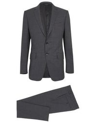 Tom Ford Costume O'Connor Prince of Wales - Gris