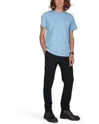 A.P.C. T-shirt Raymond - Bleu