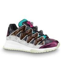 Louis Vuitton Sneaker Zig Zag - Multicolore
