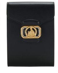 Lanvin Phone Holder - Black