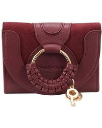 See By Chloé Wallet - Purple