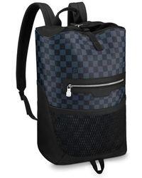 Louis Vuitton Sac à dos Matchpoint - Bleu