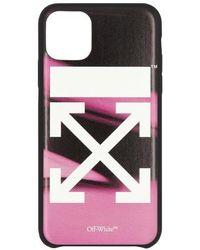 Off-White c/o Virgil Abloh Case für iPhone 11Pro Max Arrow - Mehrfarbig