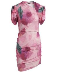 Isabel Marant - Sibara Midi Dress - Lyst