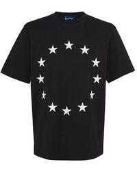 Etudes Studio Wonder Europa T-shirt - Black