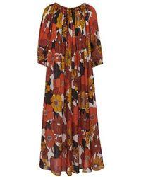 Dodo Bar Or Jullie Dress - Multicolour