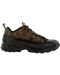 Burberry Sneakers Arthur - Marron