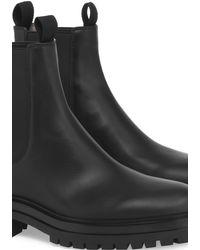 Gianvito Rossi Chester Boots - Black