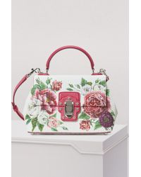 Dolce & Gabbana - Lucia Top Handle Bag - Lyst