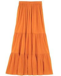 Vanessa Bruno Lorette Skirt - Orange