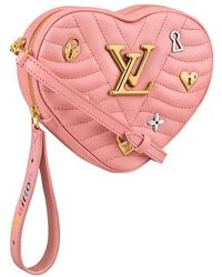 Louis Vuitton New Wave Heart Bag - Pink